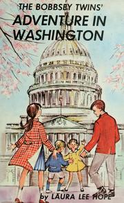The  Bobbsey twins' adventure in Washington by Laura Lee Hope