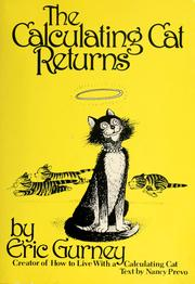 The calculating cat returns by Eric Gurney