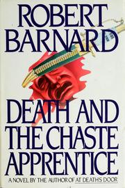 Death and the chaste apprentice by Robert Barnard