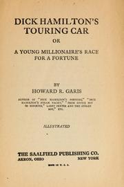 Dick Hamiltons touring car