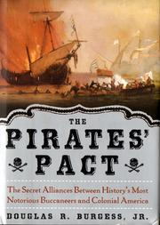 The pirates&#39; pact by Douglas R. Burgess