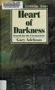 Cover of: Heart of darkness by Gary Adelman