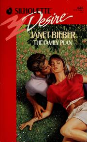Cover of: Family Plan by Bieber