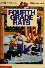 Cover of: Fourth Grade Rats by Jerry Spinelli