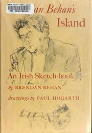 Brendan Behan's island by Brendan Behan