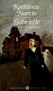 Cover of: Gabrielle by Kathleen Thompson Norris