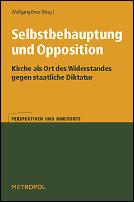 Cover of: Selbstbehauptung und Opposition by Wolfgang Benz