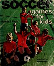 Soccer games for kids by Osvaldo S. Garcia