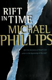 Cover of: A rift in time by Michael R. Phillips