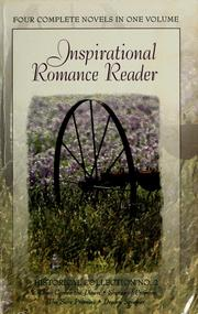 Cover of: Inspirational romance reader by