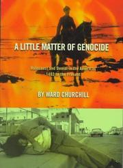 A little matter of genocide PDF