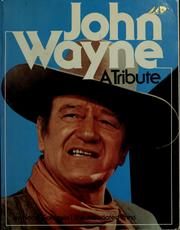 John Wayne by Norm Goldstein