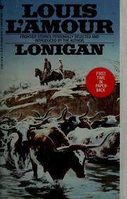 Lonigan by Louis L'Amour