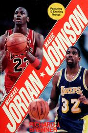 Michael Jordan, Magic Johnson by Richard J. Brenner