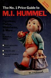 Price Guide to M.I. Hummel by Robert L. Miller