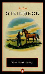 the red pony by john steinbeck essays Essays and criticism on john steinbeck - critical essays the red pony builds on steinbeck's how might one briefly summarize john steinbeck's.