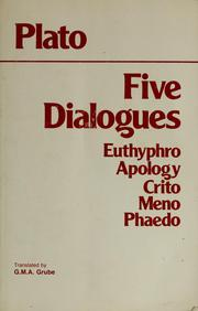 plato five dialogues essay An essay on transformation in the philosophy of knowledge: from plato to nietzsche & sartre - free download as word doc (doc / docx), pdf file (pdf), text file (txt) or read online for free.