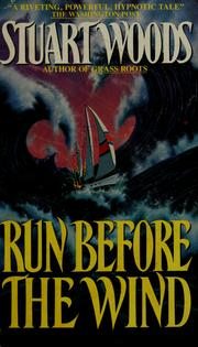 Cover of: Run before the wind by Stuart Woods