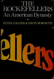 The Rockefellers by Collier, Peter
