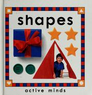 Cover of: Shapes by George Siede