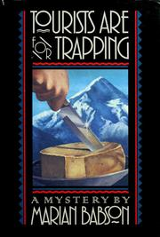 Cover of: Tourists are for trapping by Marian Babson