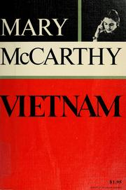 Vietnam by McCarthy, Mary