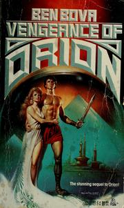 Cover of: Vengeance of Orion by Ben Bova