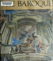Cover of: The Baroque: principles, styles, modes, themes by Germain Bazin