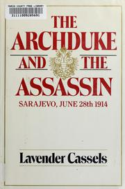 The archduke and the assassin by Lavender Cassels