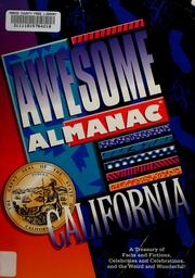 Cover of: Awesome Almanac by Skip Press