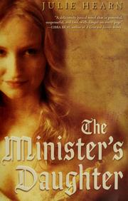 The minister&#39;s daughter by Julie Hearn