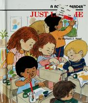 Cover of: Just like me by Barbara J. Neasi