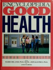Cover of: Human sexuality | Annette Spence