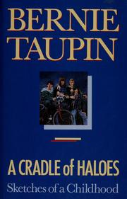 Cover of: A Cradle of Haloes by Bernie Taupin
