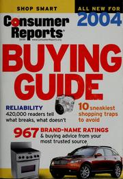 Buying guide, 2004 by