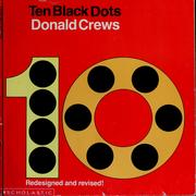 Cover of: Ten black dots by Donald Crews
