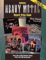 Goldmine Heavy Metal Record Price Guide PDF