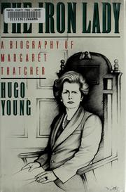 The Iron Lady by Hugo Young