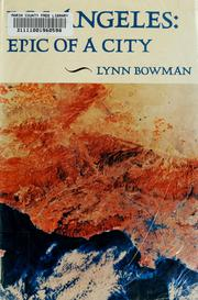 Cover of: Los Angeles by Lynn Bowman