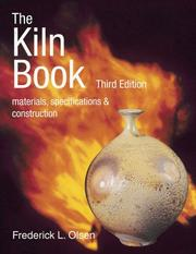 The kiln book by Frederick L. Olsen