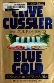 Cover of: Blue gold | Clive Cussler