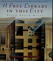 A Free Library in This City by Peter Booth Wiley