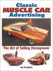Classic Muscle Car Advertising PDF