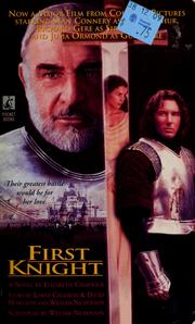 First knight by Elizabeth Chadwick