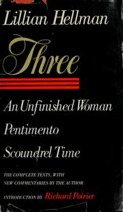 Three by Hellman, Lillian
