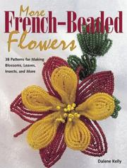 More French Beaded Flowers PDF