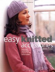 Easy Knitted Accessories PDF