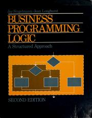 Business programming logic by Jay Singelmann