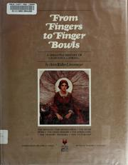 Cover of: From fingers to finger bowls by Helen Walker Linsenmeyer