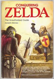 Conquering Zelda by Donald R. McCrary